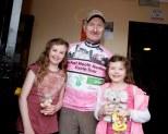 """Navan Road Club members in the Slane """" Pink Roller Cycle """" even"""