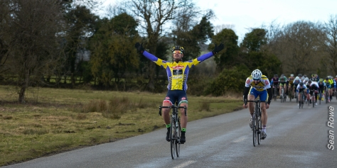 Matteo Cigala wins Newbridge GP A3